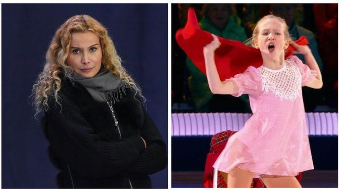 Этери Тутберидзе и Елизавета Берестовская