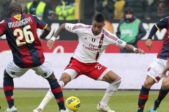 «Болонья» не отдала «Милану» три очка
