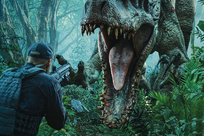 significance of the jurassic park movie All the clues and wtf moments in the new jurassic world the piano started plinking away at the jurassic park theme if they want to make this movie.