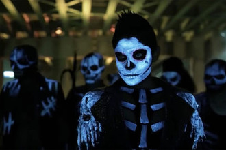 Кадр из сериала «Готэм»