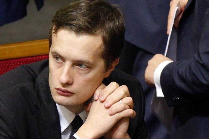 Сын президента Украины Алексей Порошенко