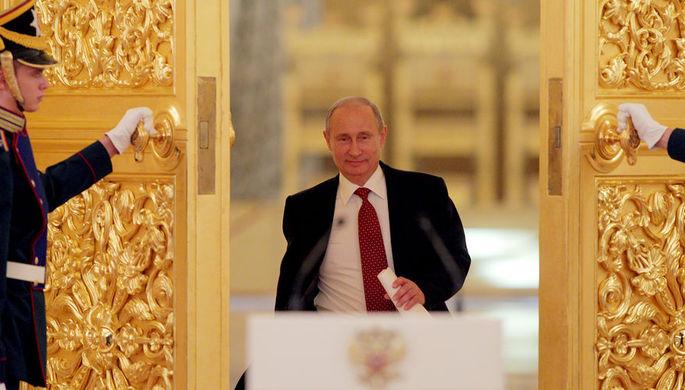 Все в Кремль: как отметят юбилей Конституции