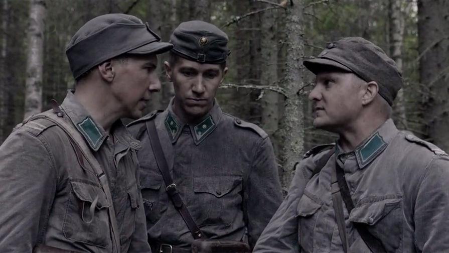 Кадр из сериала «Неизвестный солдат» (2018)
