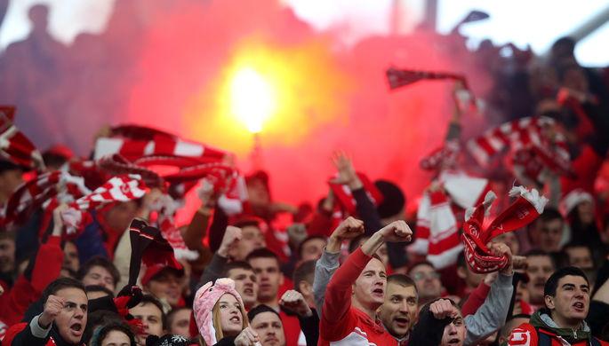 «Эмоции на стадионе могут вызвать инсульт или инфаркт»