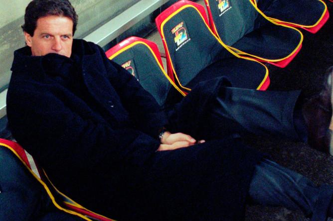 Фабио Капелло в «Милане», 1995 год