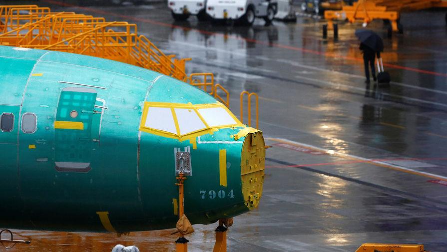 Reuters: Boeing планирует возобновить производство 737 MAX к маю