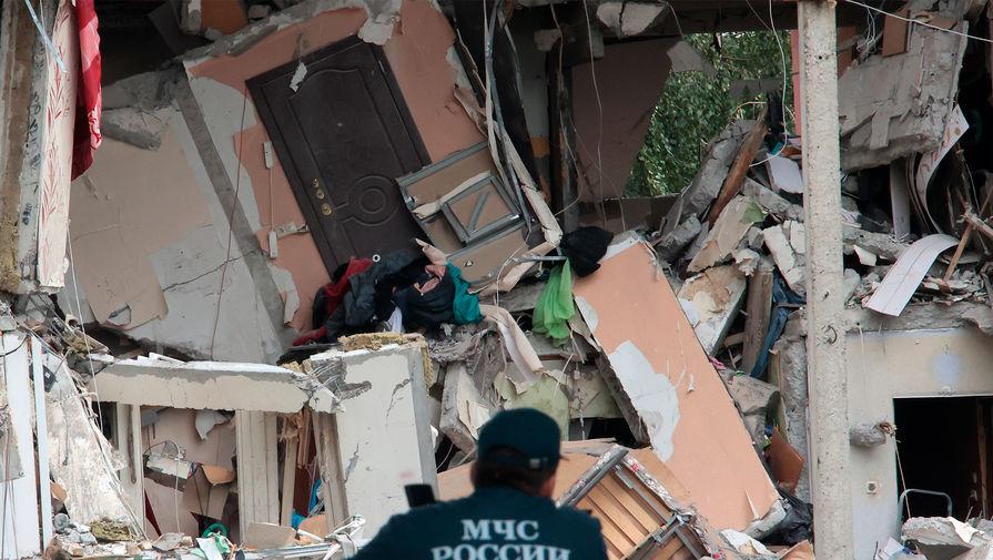 Задержан гендиректор компании, обслуживающей дом в Ногинске, где произошел взрыв газа