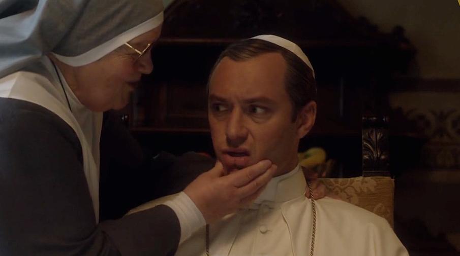 Сексуальный папа