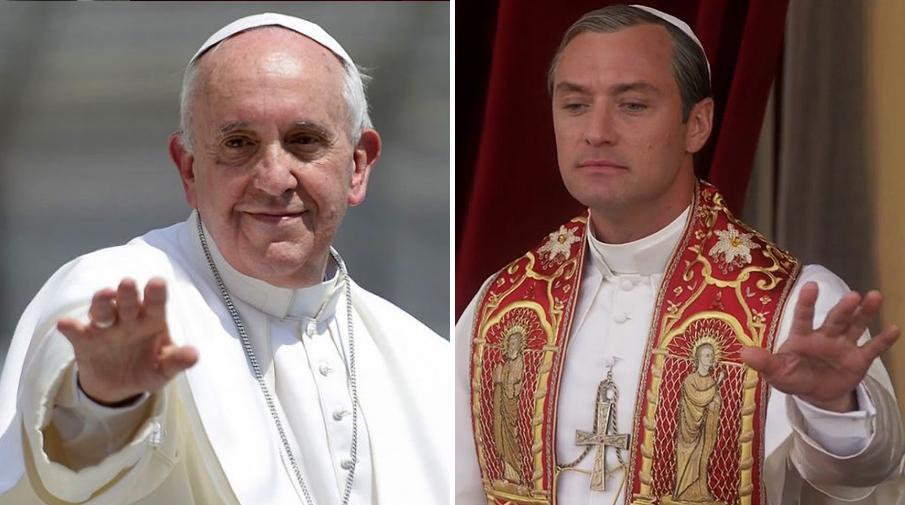 Папа римский против гомосексуалов