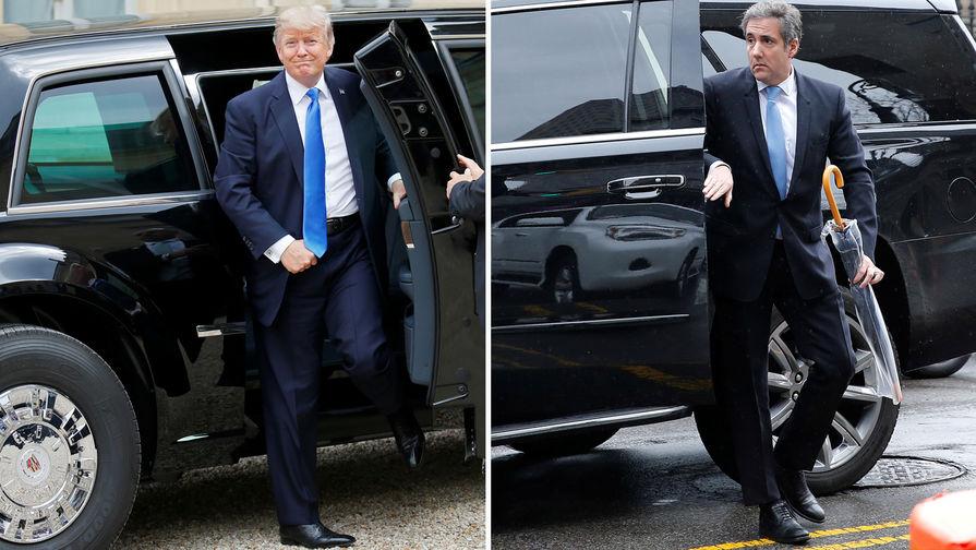 Экс-адвокат Трампа Майкл Коэн готов дать показания комиссии Мюллера
