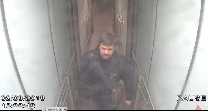 Подозреваемый в попытке убийства Сергея Скрипаля и его дочери Юлии Руслан Боширов