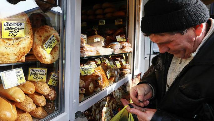 Работать за еду: сколько россияне тратят на продукты