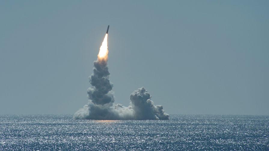В США сообщили о неудачных испытаниях баллистической ракеты Minuteman III