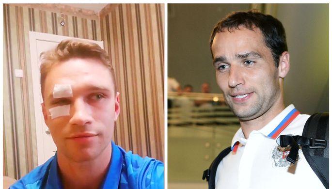Никита Данченков и Роман Широков