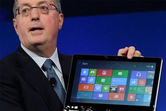 Windows 8 выйдет с ошибками, предупредил глава Intel Пол Отеллини