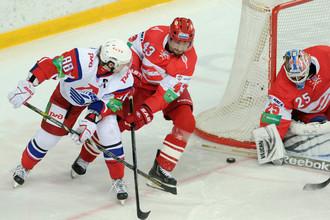 Московский «Спартак» одержал сенсационную победу над «Локомотивом»