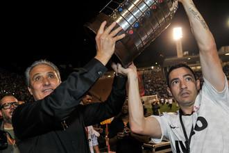 В прошлом году Кубок Либертадорес достался «Коринтиансу»