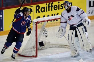 Бен Бишоп вывел американцев на сборную России
