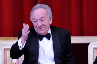 Юрий Темирканов отметил свой 75-летний юбилей