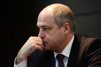 Бывший вице-губернатор Новосибирской области Андрей Ксензов