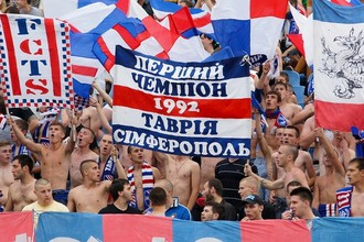 «Таврия» в 1992 году стала первым чемпионом независимой Украины