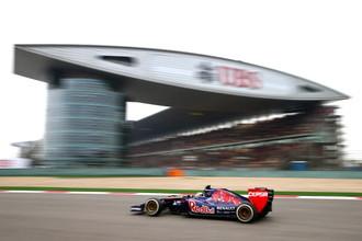 Даниил Квят снова начал набирать очки в личный зачет чемпионата «Формулы-1»