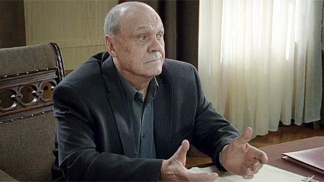 Владимир Меньшов в сериале «Уходящая натура»