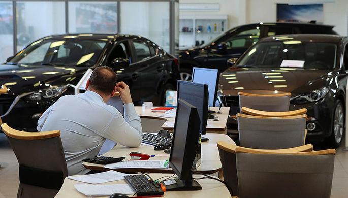 Авторынок подхватил вирус: ажиотажный спрос на автомобили закончился