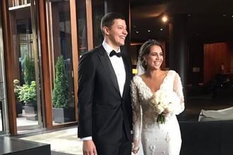 До свадьбы Маргарита Мамун и Александр Сухоруков встречались около четырех лет