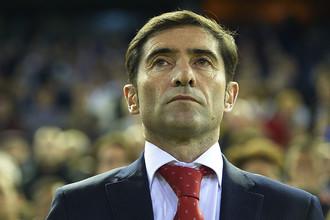 Главный тренер «Валенсии» Марселино Гарсия Тораль