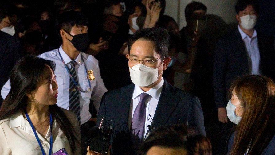 Глава Samsung Ли Джэён
