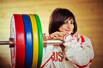 Светлана Царукаева установила мировой рекорд в рывке