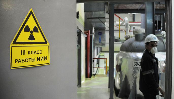 Цех уранообрабатывающего предприятия «Хиагда» в Республике Бурятия, архивное фото