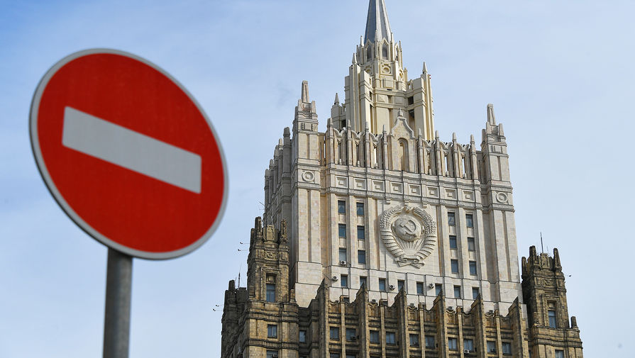 МИД РФ обвиняет посольство США во вмешательстве во внутренние дела России