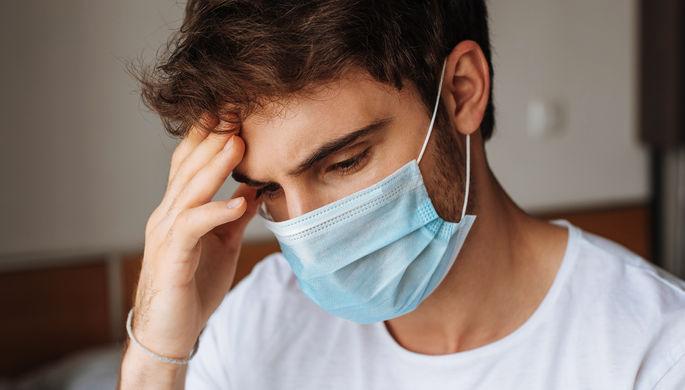 Легкие формы коронавируса приводят к тяжелым последствиям