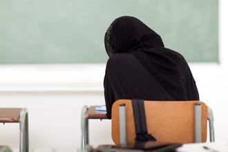 Снимай хиджаб, учиться будем