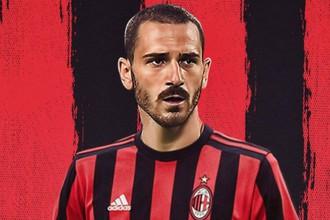 Леонардо Бонуччи станет главным приобретением «Милана» этим летом
