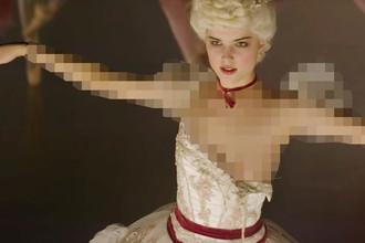 Скриншот из трейлера фильма «Матильда» (2017), коллаж «Газеты.Ru»
