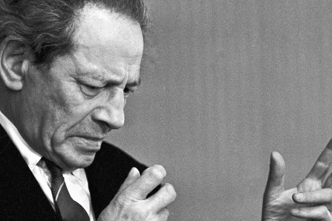 Вольф Григорьевич Мессинг, 1966 год