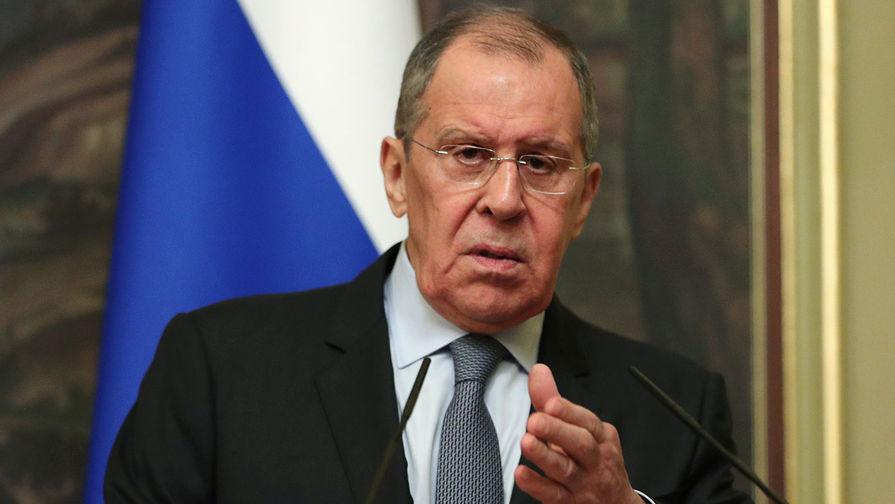 Лавров поставил под сомнение адекватность Евросоюза
