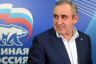 Секретарь генсовета ЕР Сергей Неверов