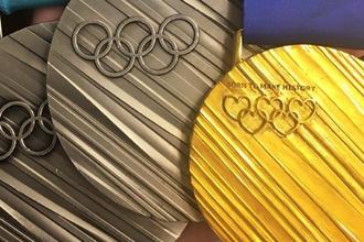 Медали Евгении Медведевой