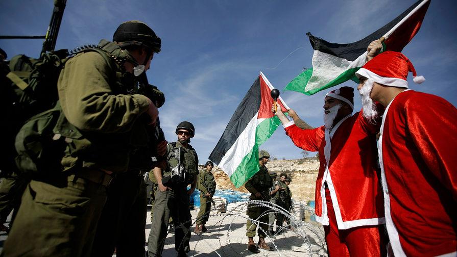 Израильский танк обстрелял пост ХАМАС в ответ на атаку пограничного забора