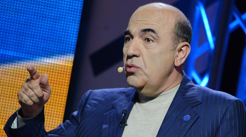 Рабинович обозвал Зеленского коррупционером