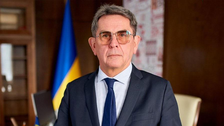 Глава минздрава Украины Илья Емец