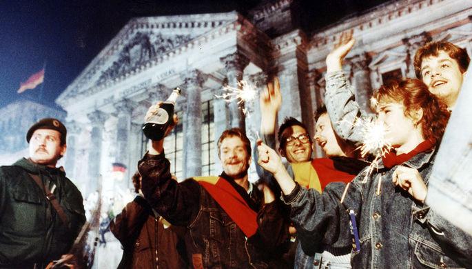 «Важнейшее дело»: как Горбачев помог объединить Германию