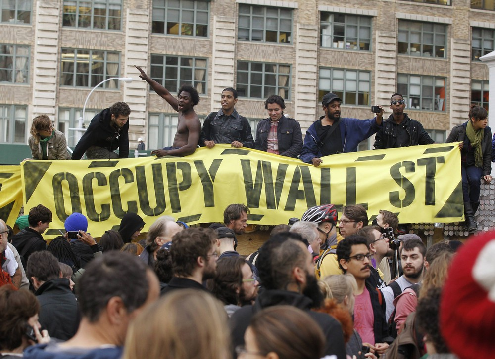 occupy wall street pros and cons essay Occupy wall street was created on the 17th of september 2011 by a canadian activist group the reason behind the occupy wall street movement is to urge the government to do something about the situation a lot of occupy wall street protesters are also fighting for other causes such as corporate.