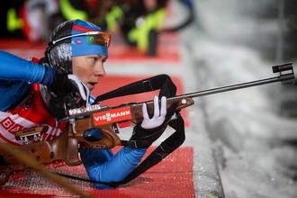 Ольга Зайцева осталась в секундах от медали