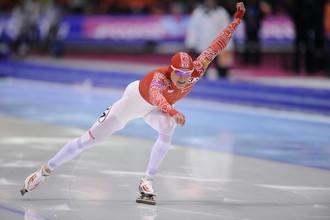 В Сочи стартует чемпионат мира по конькобежному спорту