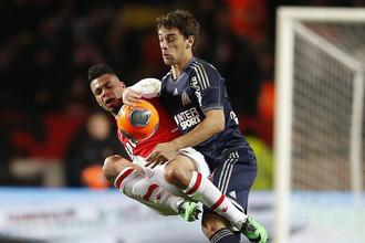 «Монако» одержал победу над «Марселем»